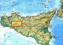 Inquadramento territorio RNO Monte Cammmarata